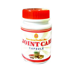 JOINT CARE CAPSULE FOR JOINT PAIN, 60 Capsule, Packaging Type: Bottle