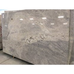Roman White Granite Slab, Thickness: 15-20 mm