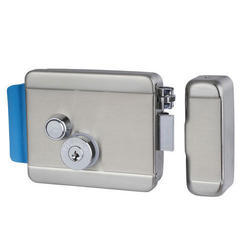Electromagnetic Door Lock, Chrome