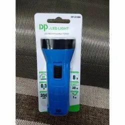 LED Plastic SAFESEED TORCHLIGHT (DP-9139B)