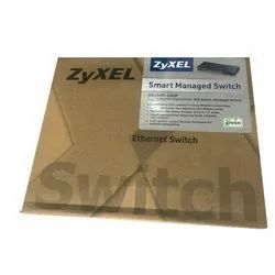 Smart Managed Switch Zyxel