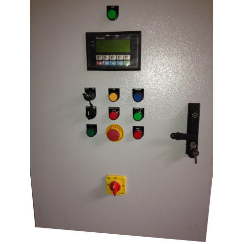 Single Phase Electric Starter Motor Control Panel