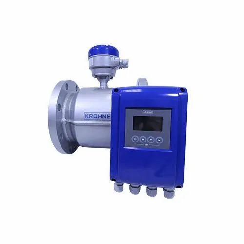 Krohne Magnetic Flow Meter
