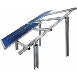 Solar Panel Mounting Stand
