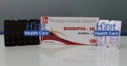 Biodipin Amlodipine Tablet