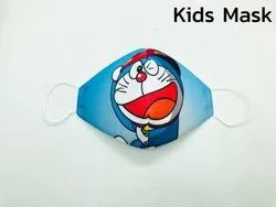 Reusable Kids Face Mask, Certification: Iso And Ce