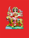 Mould Marble Durga Maa