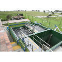 Stainless Steel Automatic Wastewater Treatment Plant, Capacity: 0-1000, 1 Kw