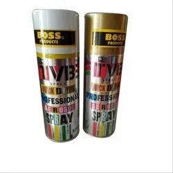 Professional Car Aerosol Spray, Packaging Type: Bottle