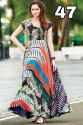 Beautiful Silk Long Gown With 7 Mtr Flair