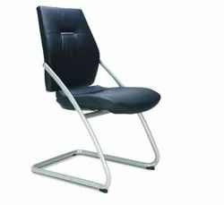 Leather Visitor Chair - Godrej Sedna