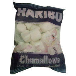 Haribo Chamallows, Packaging Type: Pastic Packet