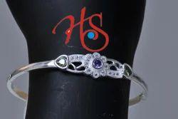 Ladies Silver Sterling Bracelet