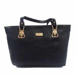 GKM Handicraft Black Shoulder Handbag