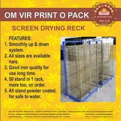 Screen Drying Racks