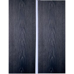 Denwud Brown Decorative WPC Floor Board, Size: 1.5 x 12 Feet, Thickness: 10 To 20 Mm