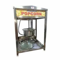Stainless Steel Pop Corn Vending Machine