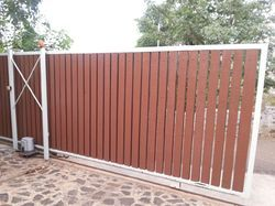 Remote Controlled Sliding Gate