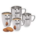 Steel Cuttee Mug