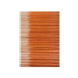 Brown Stripes Cane Placemat, Size: 13 X 19