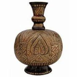Wooden Handicraft Pot