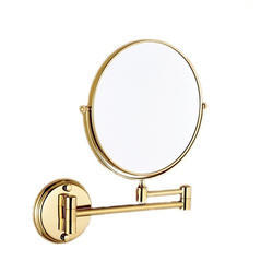 Gold Magnifying Mirror