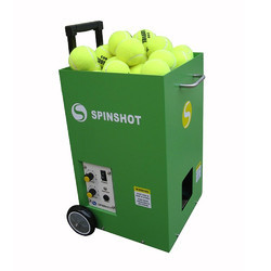 Basic Tennis Ball Machine- Spinshot LITE