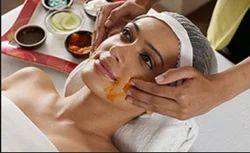 Skin Lightening Facial Service