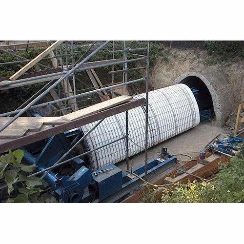 In Situ Concrete Lining Service
