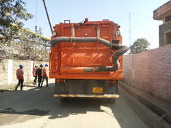 Truck Mounted Road Street Sweeping Machine