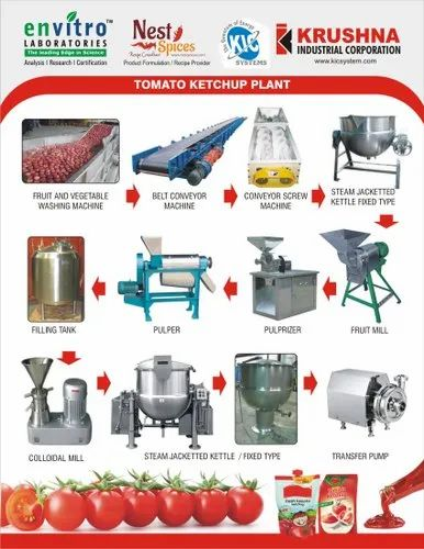Tomato Ketchup Project Consultancy