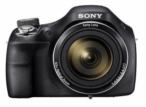 Sony H400 b 20.1 Mp Point And Shoot Camera Black Set, सोनी ... b4c48164e919