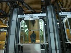 Big Vision Glass Door Elevator