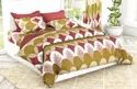 Designer Cotton Bedsheet for Double Bed