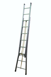 Aluminum Wall Reclining Ladder
