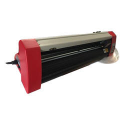 Semi-Automatic PI Cutting Plotter