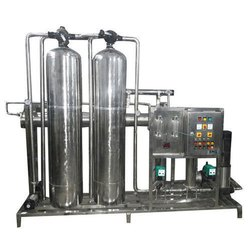 Automatic Stainless Steel Industrial RO System, RO Capacity: 1000-2000 (Liter/hour)