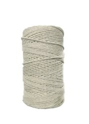 White Cotton Piping Cord, For Garments, Size: 1-5 Mm