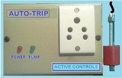 AUTO-TRIP Semi Automatic Pump Controller, Maximum Fluid Temperature: 60 Degree C, 220 V AC