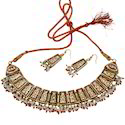 Rajasthani Fancy Lacquer Necklace Set 174