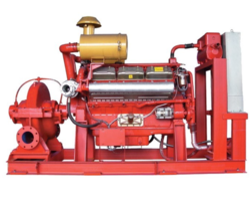 Kirloskar Fire Hydrant Pumps Spares