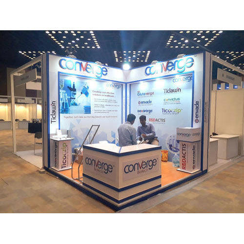 Exhibition Stall Posters : Indoor exhibition stall at rs square meter hi tech city