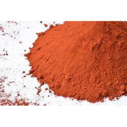 Red Oxide Pigment, Packaging Size : 25 Kg