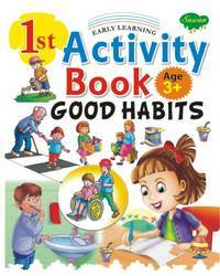 1st Activity Book Good Habits