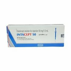 Intacept 50mg Injection