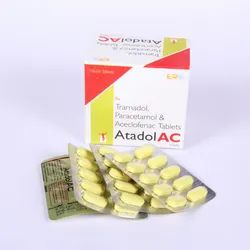 Aceclofenac 100mg Pharma Franchise