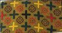 Geometric Prints Rayon Running Fabric