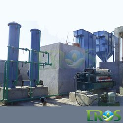 Textile Industry Effluent Treatment Plant