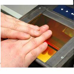 Palm Print Reader