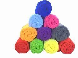 Plain Softspun Microfiber Bath & Hair Towel Set, Size: 60*120 Cm & 70*140 Cm